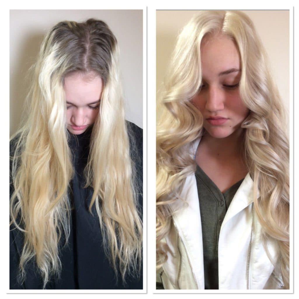Root Touchup Haircolor
